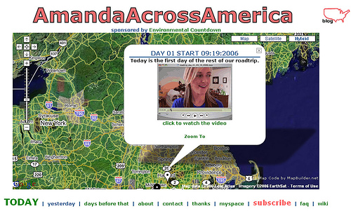 AmandaAcrossAmerica