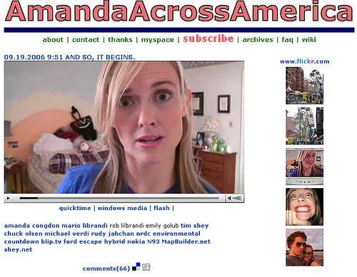 AmandaAcrossAmerica-vlog