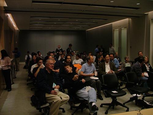 Silicon Valley NewTech Meetup