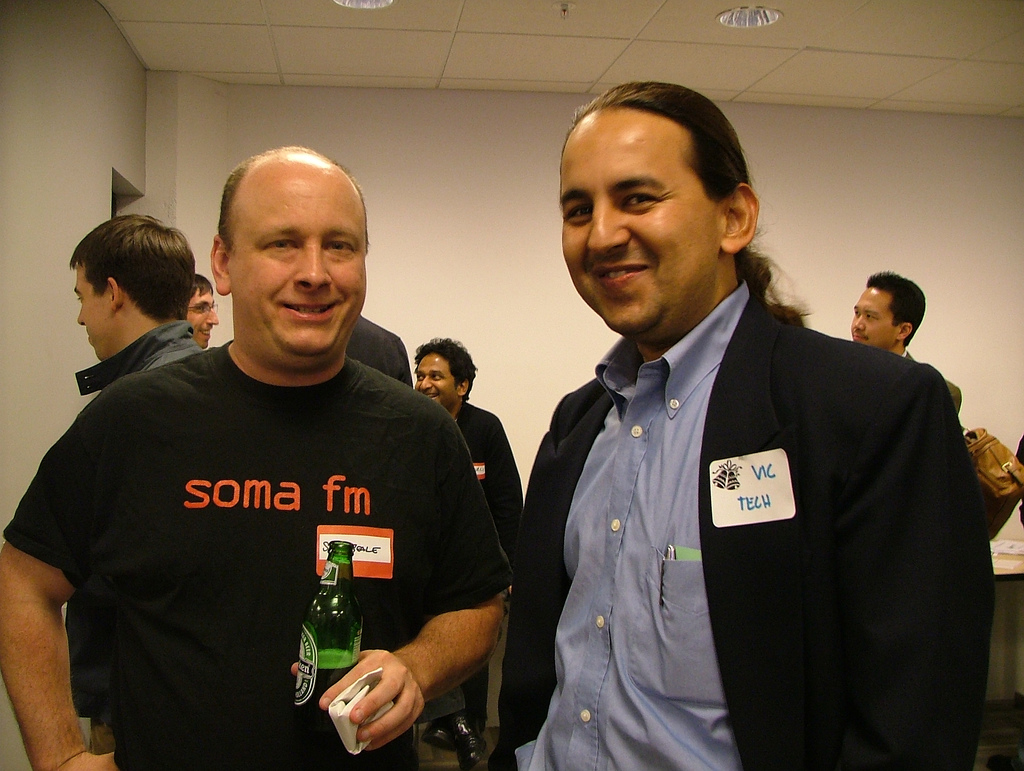 November 2006 SF Newtech Meetup