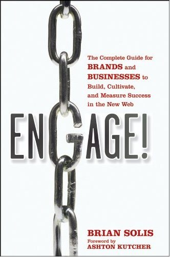Book cover of Engage by Brian Solis