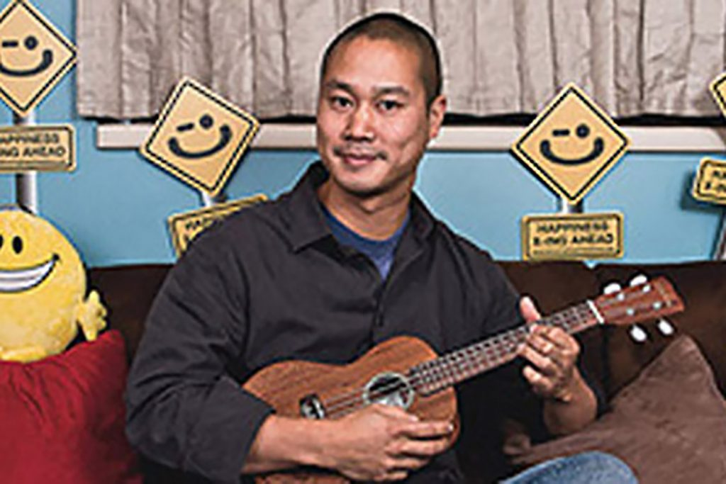 Zappos' Tony Hsieh Delivers Happiness Through Service and Innovation