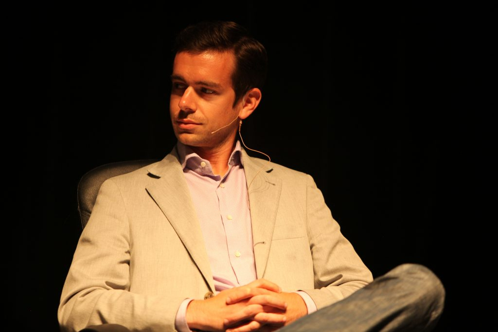 Twitter Co-Founder Jack Dorsey and the Ideas that Sparked a Revolution