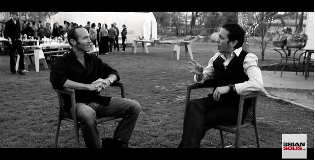 Doing Good Means Good Business: Peter Glatzer and Adrian Grenier Make SHFT Happen