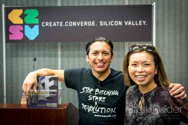StarkInsider Highlights Brian Solis Keynote at 2013 C2SV
