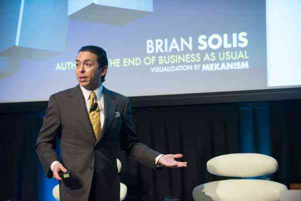 Tesltra interviews Brian Solis on innovation and competing for the future