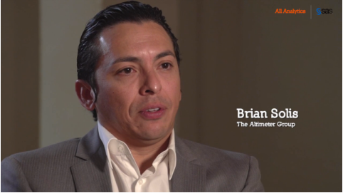 All Analytics Interviews Brian Solis on Making Business More Human