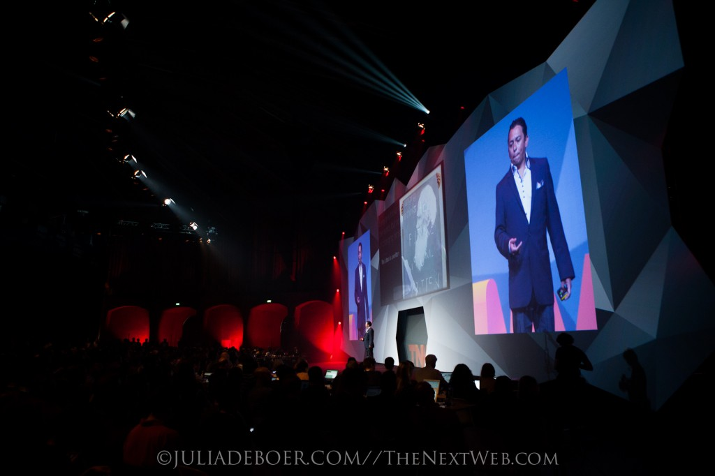 The Next Web Europe 2014: Brian Solis on Digital Disruption vs. Creativity and Innovation