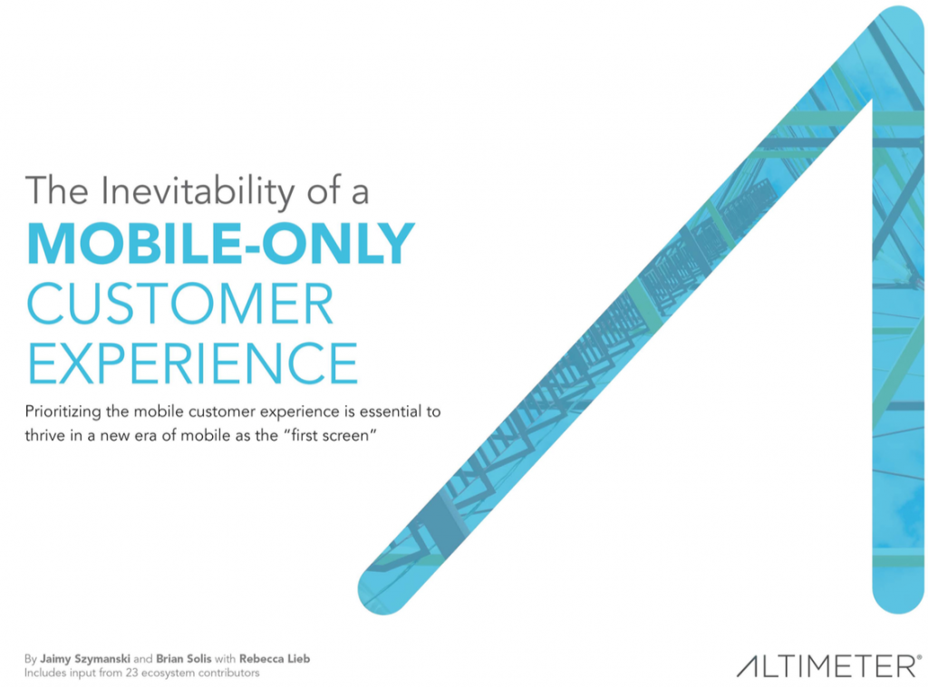 Report: Some Brands Go All In on Mobile; Others Suffer from Mobile Mediocrity