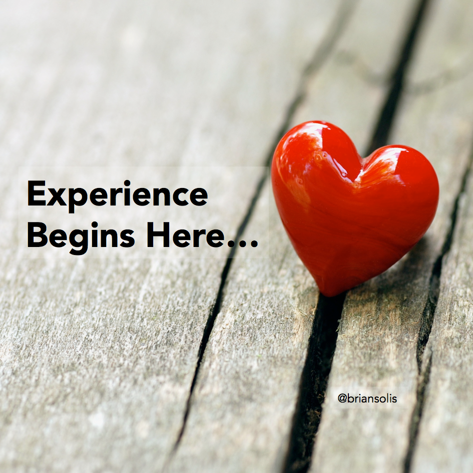 Experience Begins Here