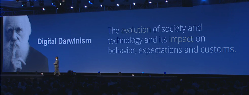 PegaWORLD 2015 Keynote with @BrianSolis: Innovate or Die!