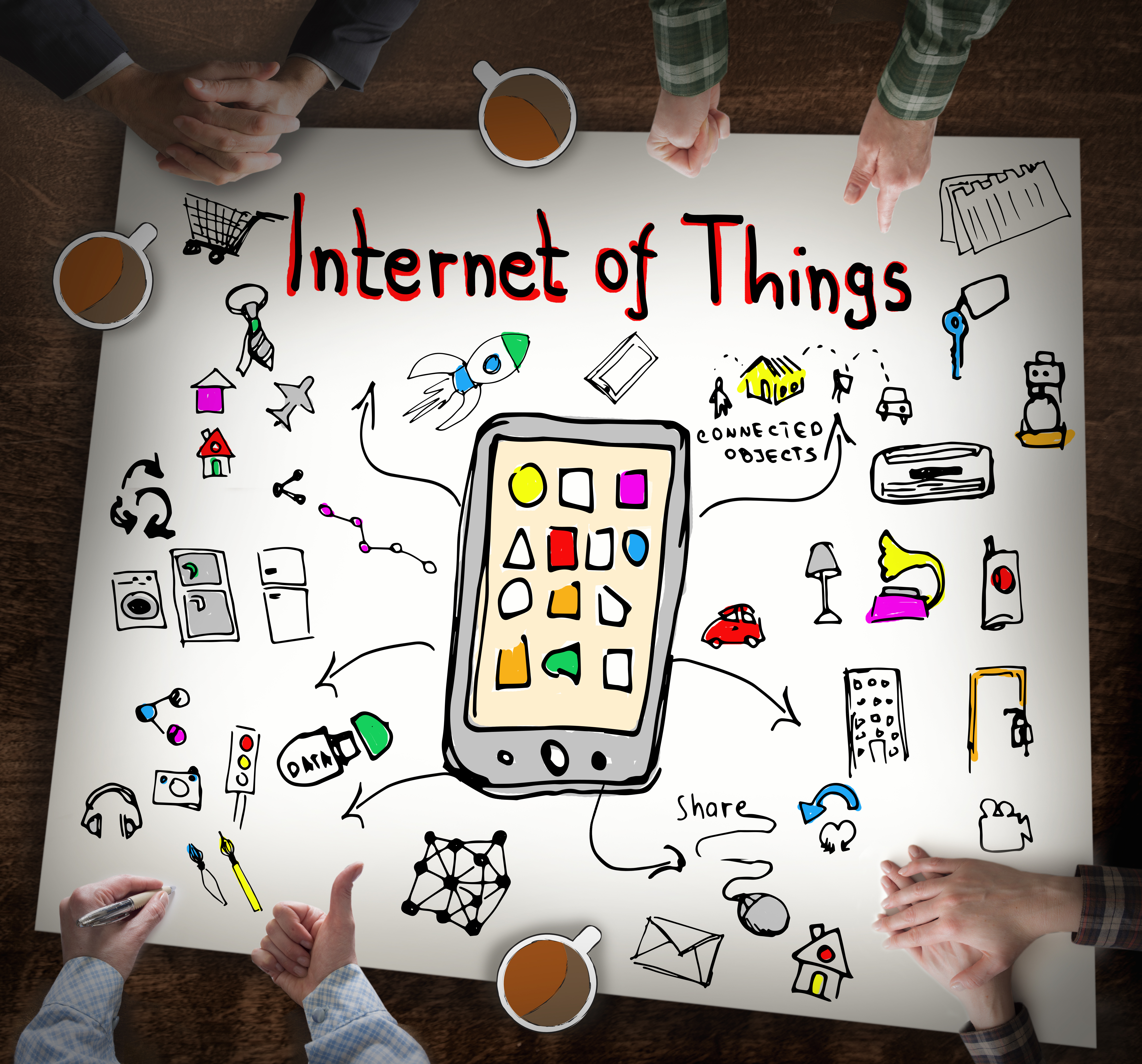 417302a3 Internet of Things is Here: What's Your IoT Strategy? - Brian Solis