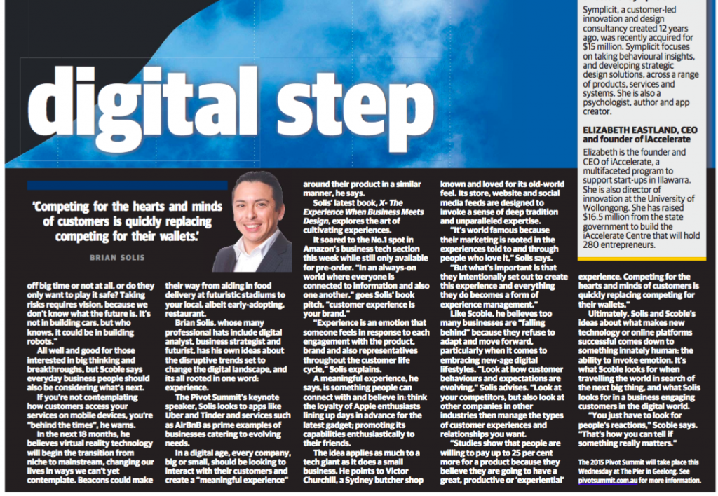 Tracking Our Next Digital Steps