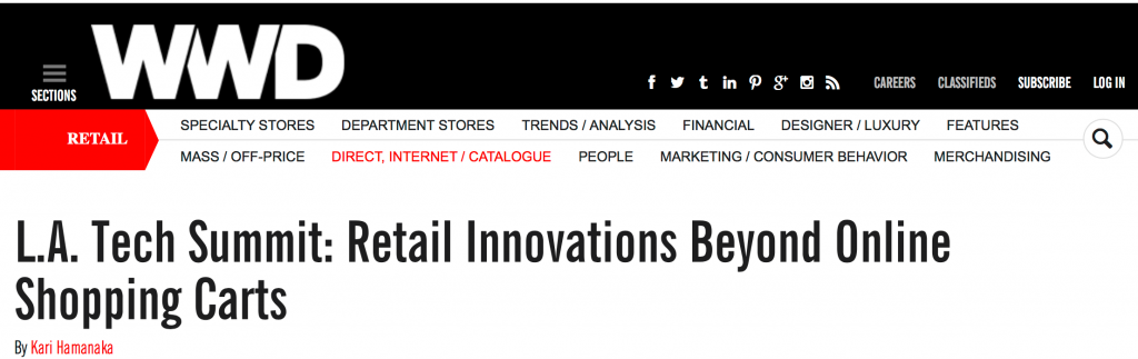 The Future of Retail: Stop Iterating and Start Innovating