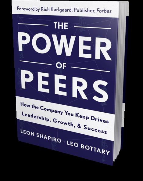 The P2P Business Advantage: People to People, Peer to Peer