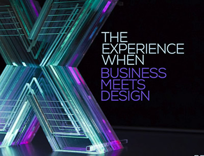 [VIDEO] Live Presentation of X: The Experience When Business Meets Design