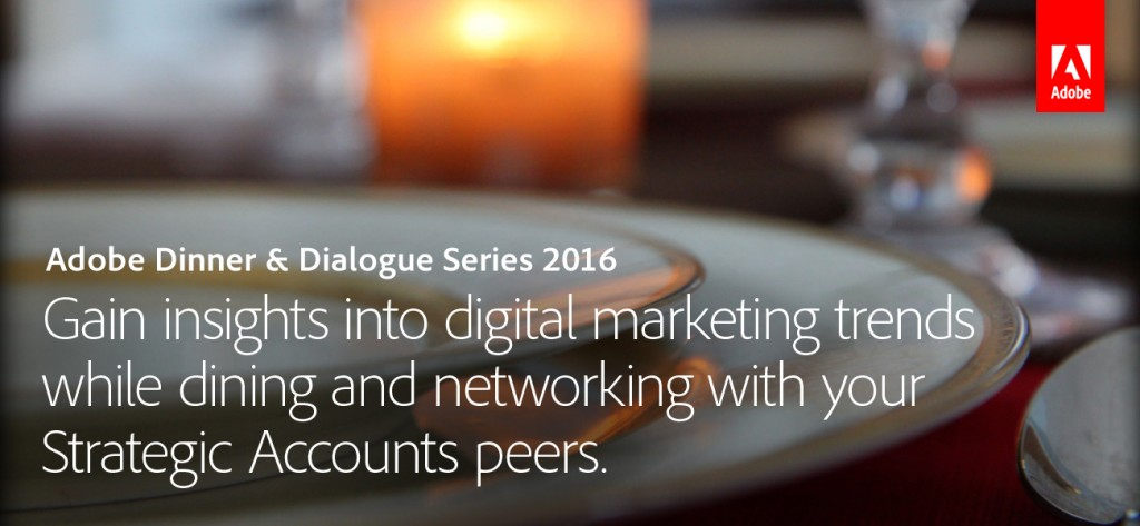 Brian Solis Hosts Adobe's Dinner & Dialogue Series for 2016