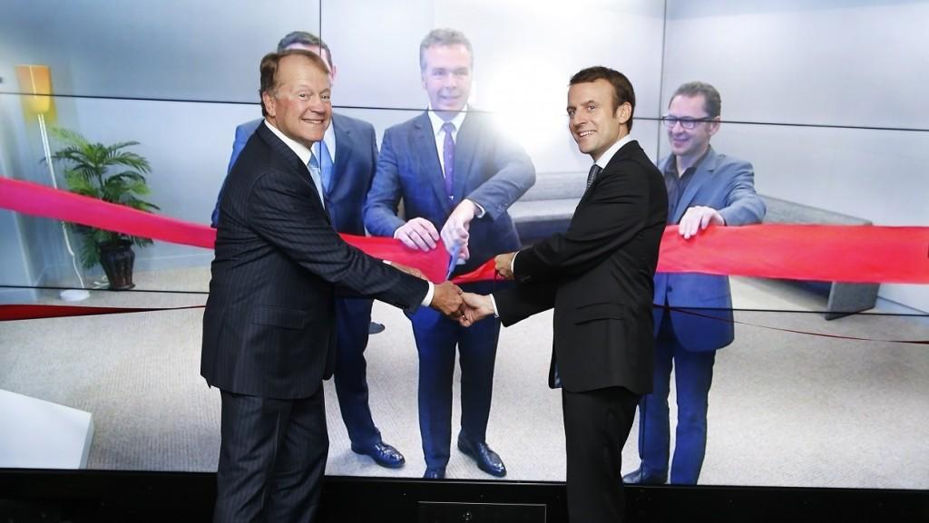 BFM Business: Paris, Terre D'accueil Privilégiée Des Centres D'innovation