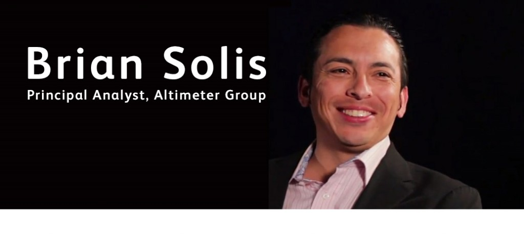 QuickBase: Digital Maturity — Who Gets the Ball Rolling? Brian Solis Interview