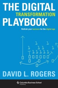 Book cover - The Digital Transformation Playbook