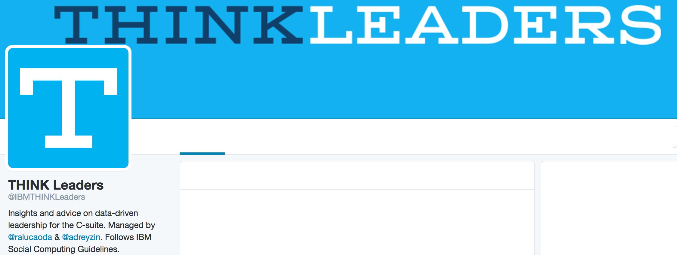 THINK_Leaders___IBMTHINKLeaders____Twitter
