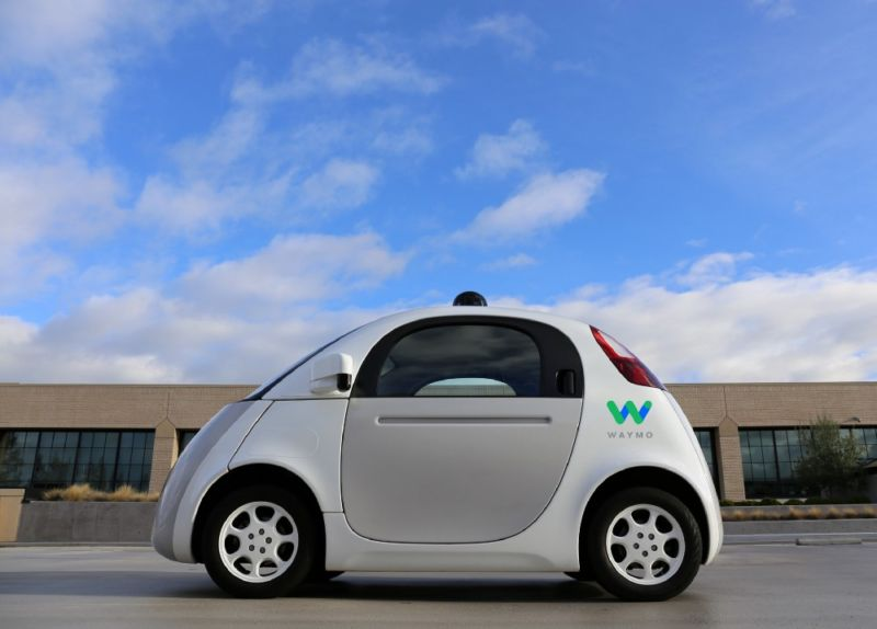 Google's Autonomous Driving Group Spins Out as Waymo; Becomes the Android of Self-Driving Cars