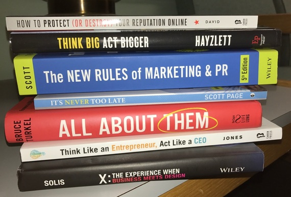 Huffington Post: Business Books Recommended as Last-Minute Gifts