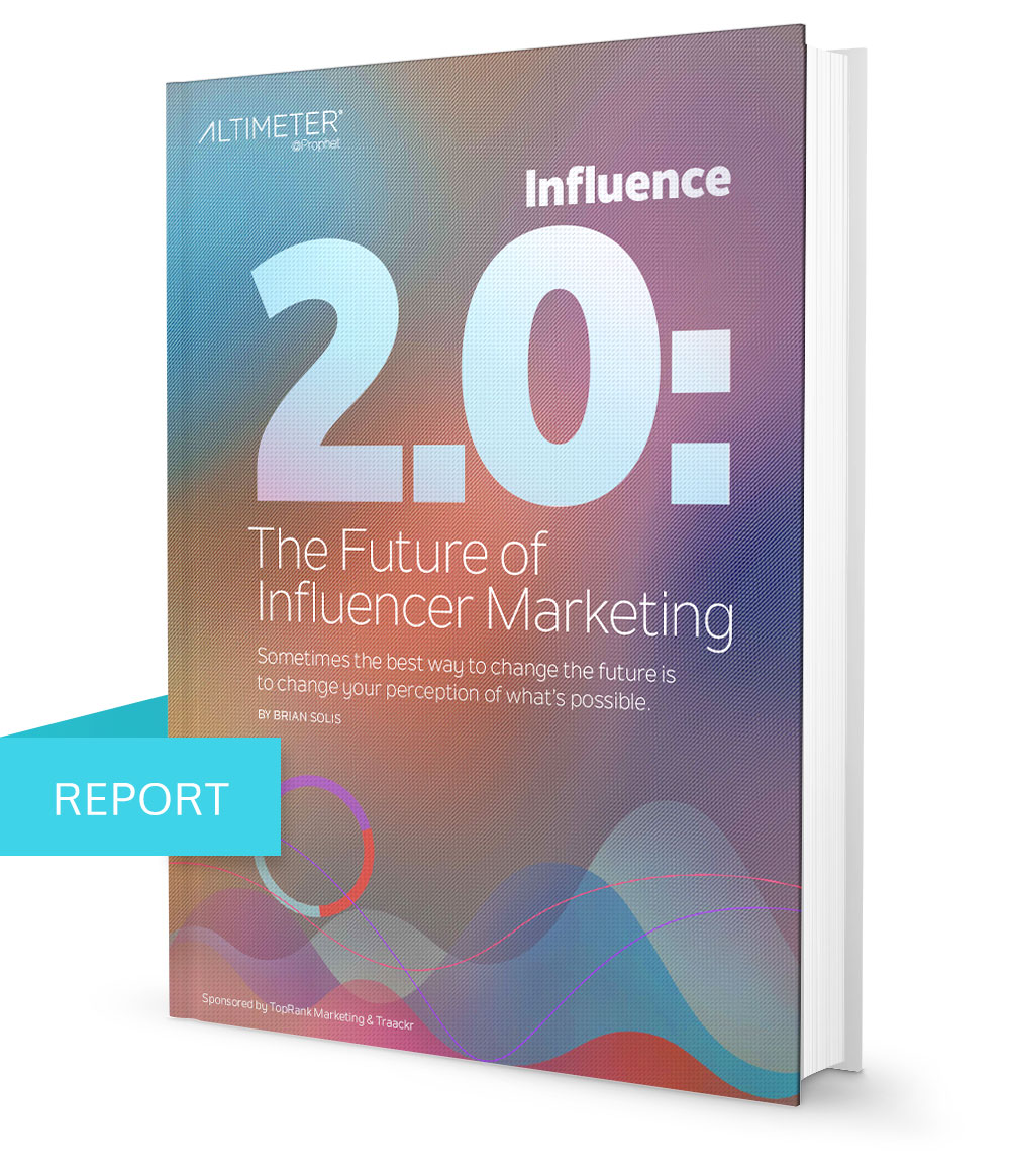 What is Influence 2.0 and why is it important in the future of CX?