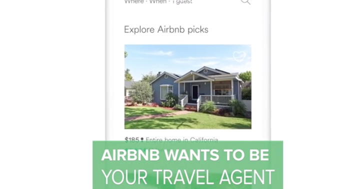 CNET: Forget home rentals, Airbnb wants to be your travel agent