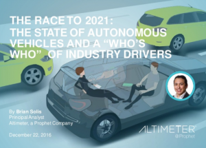 Huffington Post: Self-Driving Cars Are The Future