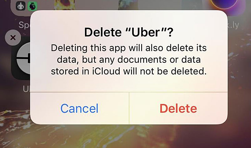 Uber's Terrible, Horrible, No Good, Very Bad String Of Events