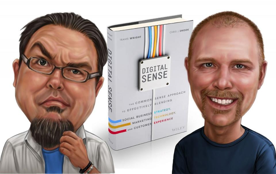 Forbes: 'Digital Sense' Is Marketing 101 For Digital Marketers Who Don't Know It All