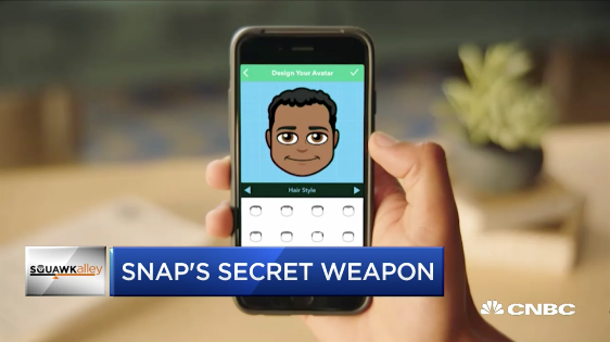 CNBC: Snap's secret weapon