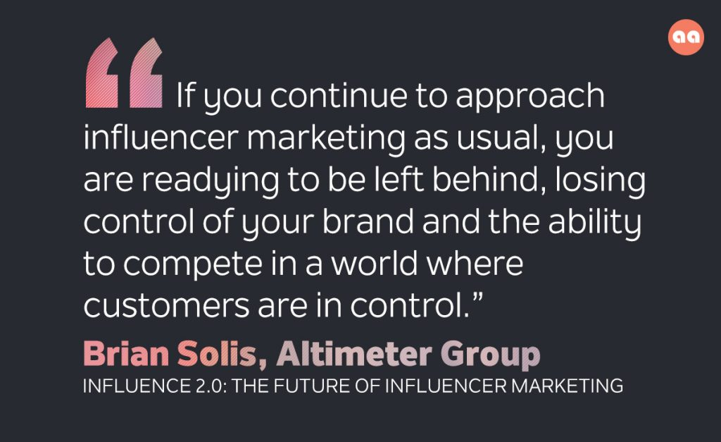 Traackr: 11 Experts React to Influence 2.0 – The Future of Influencer Marketing