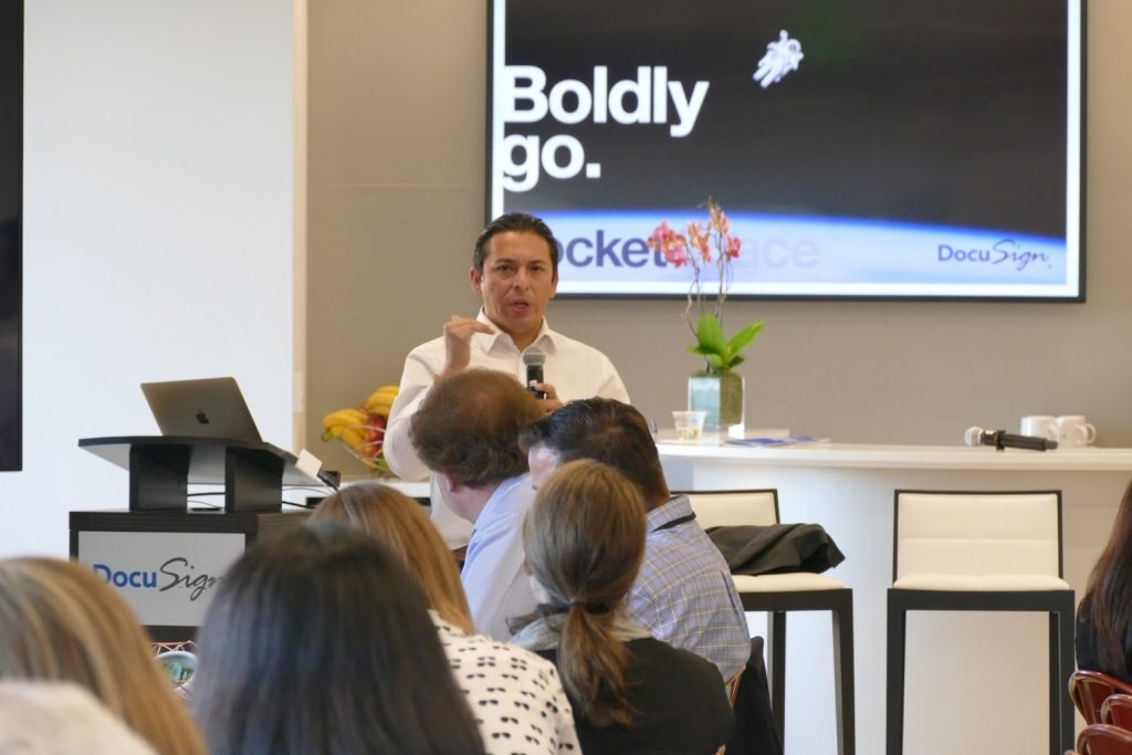 Boldly Go: The Confluence of Digital Transformation, Innovation, Culture and Experience