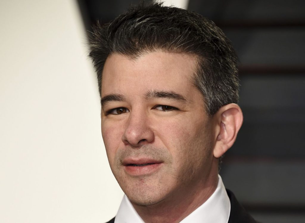 Yahoo Finance: How former Uber CEO Travis Kalanick could actually make a comeback