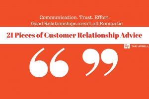 The Upsell: A Customer Relationship Quote by Brian Solis that 'Will Warm Your Heart'
