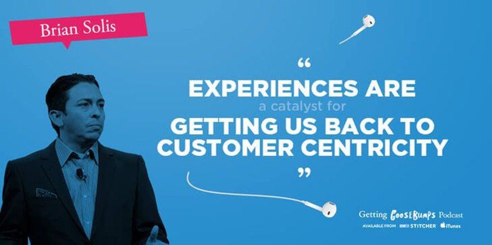 Ph.Creative: Getting Back to Customer Centricity with Brian Solis (podcast)