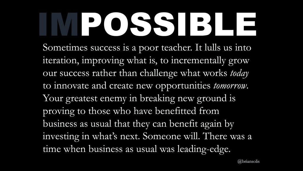 The Possibilities of Possible