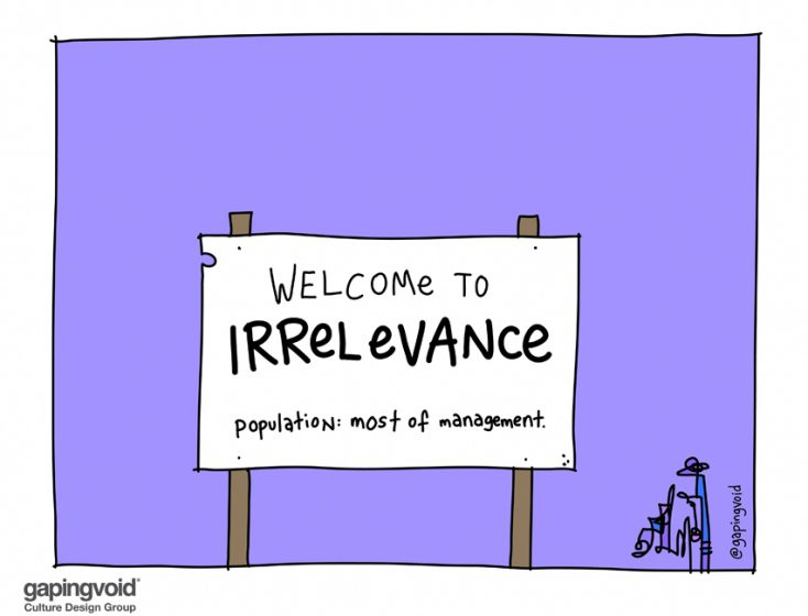 In Pursuit of Relevance