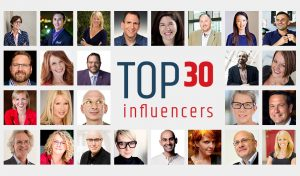 Exo B2B: Brian Solis is a Top 30 Marketing Influencer for 2018