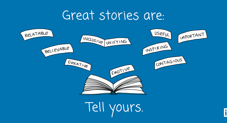 How true storytelling can save marketing (and more...)