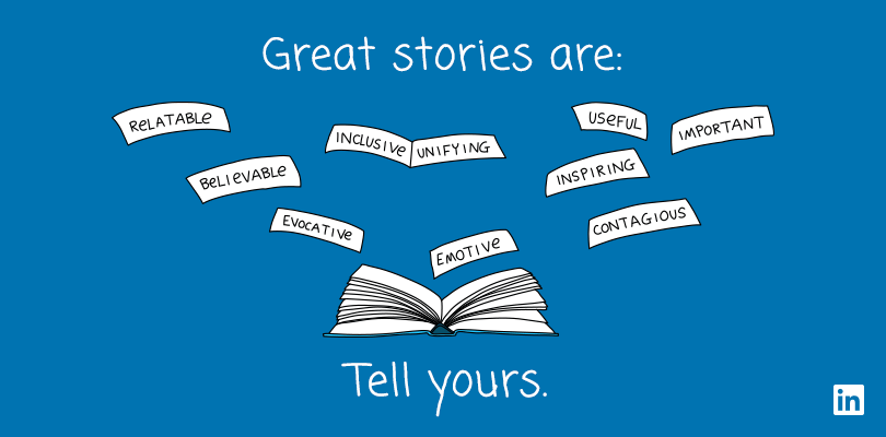 How true storytelling can save marketing (and more…)
