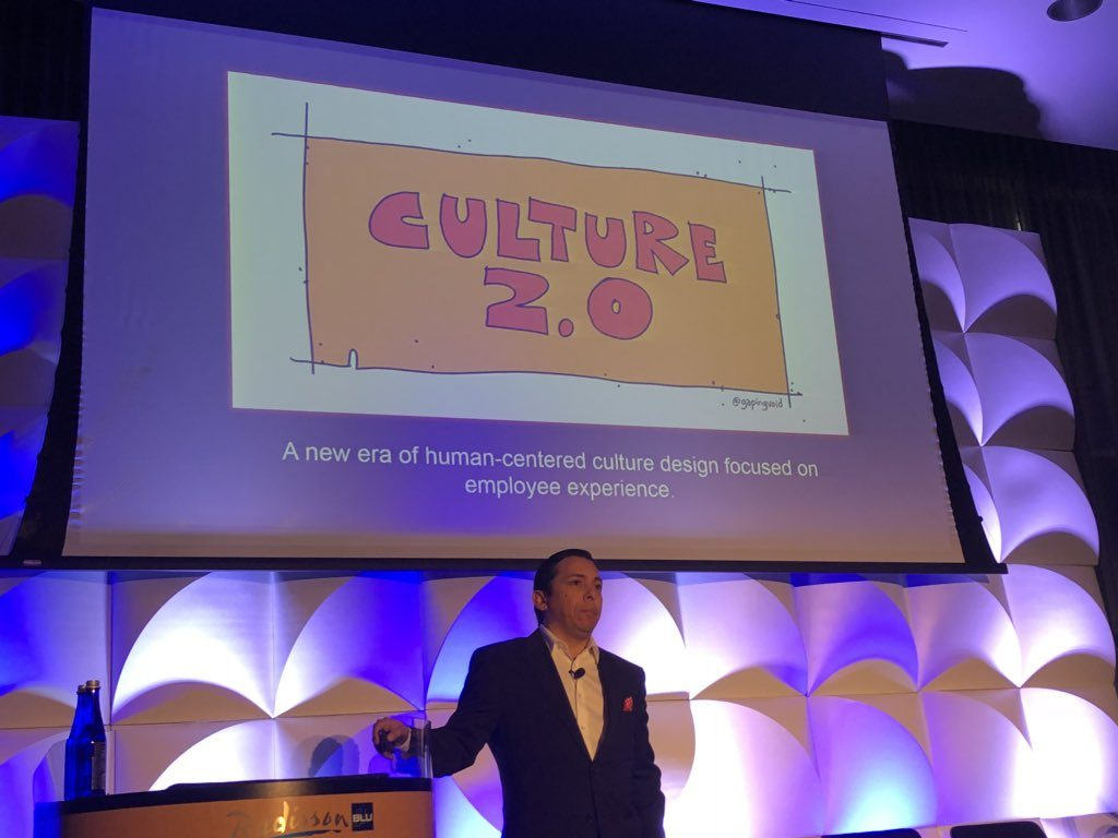 Strategic HCM Blog: #DWX18 Brian Solis on Culture 2.0