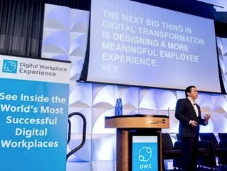 CMSWire: Takeaways from Digital Workplace Experience 2018