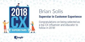 Simplr: 15 CX Superstars to Follow if You're in eCommerce