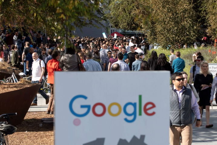 CNET: Google walkout was 'unprecedented.' It could prompt more tech protests