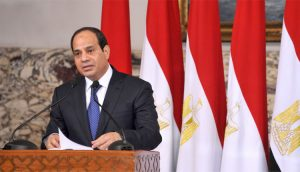 Amwal Al Ghad: Sisi calls for Africa's infrastructure development programme at World Youth Forum