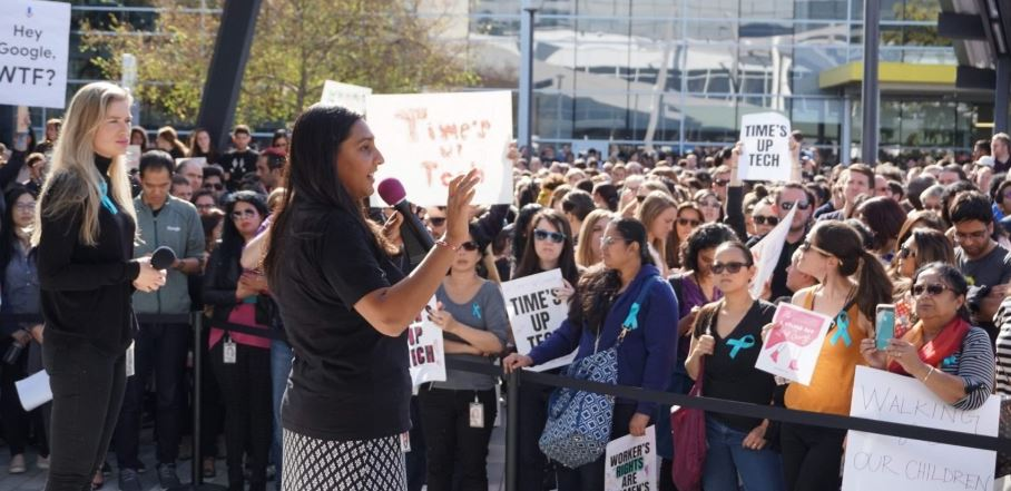 The Business Hours: Thursday's Google Walkout is Evoking Responses Now