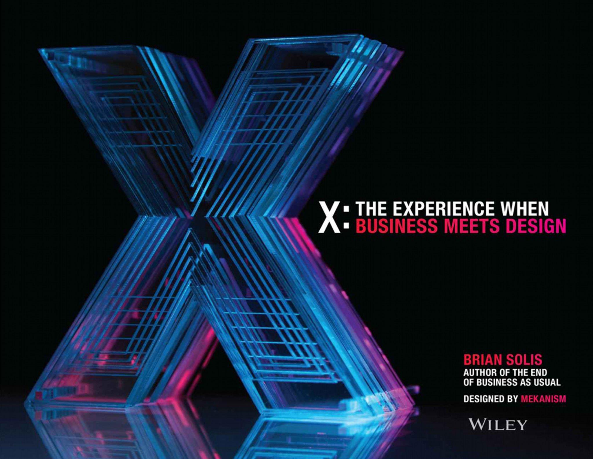 Futurist Frank Diana Names X Book Of The Week Brian Solis